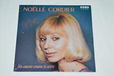 NOELLE CORDIER Un Amour Comme Le Notre LP 1975 NEW SEALED Able Canada ABL-7022