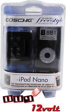 Scosche NRFM Freestyle Wrireless FM Transmitter with Remote for iPod Nano