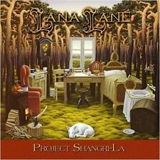 LANA LANE - Project Shangri-La CD
