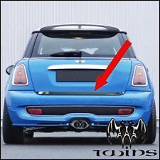Striscia cromata portellone baule Mini R56 2006-2013 Cooper One S profilo cromo