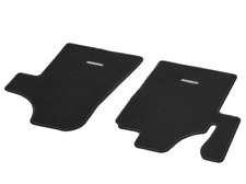 Q131:CT55 de 3 Piezas Nissan 2010-2018 Juego de Alfombrillas espec/íficas para Coche Van Truck NV200 de Color Negro con Borde Negro