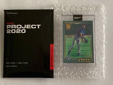 Topps PROJECT 2020 Card #130 Ichiro Suzuki by Naturel w/Box PR: 6238 IN HAND