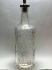 Antique ED.Pinaud Barber Bottle