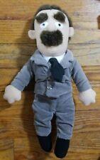 """Friedrich Nietzsche Little Thinker Plush Doll STUFFED PHILOSOPHY EDUCATION 12"""""""
