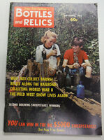 Bottles And Relics Magazine Collecting World War II September 1972 070615R