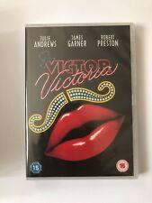 Victor Victoria (DVD) JULIE ANDREWS JAMES GARNER - New & Sealed R2