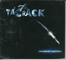 Ta'crack - Civilizacion Electrica  CD Album Digipack