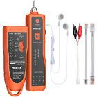 PROSTER RJ45/11 Telephone Lan Tester Tracker Cable Wire Finder Tracer Toner Test