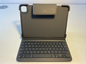 LOGITECH Slim Folio Pro 11 - Keyboard/case For 1st & 2nd Generation iPad Pro 11""
