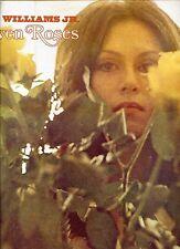HANK WILLIAMS JR eleven roses  US 1972 EX LP