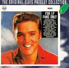 Elvis presley: For LP fans only (7)/CD-top-état