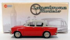 Lansdowne Models 1/43 Scale LDM48X - 1958 Hillman Jubilee Minx - Grey/Red