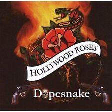 Hollywood Roses Dopesnake CD NEW SEALED 2007 Mick Taylor/Tracii Guns/Pat Travers