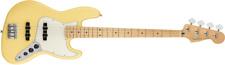 Fender Player Jazz Bass Maple Fingerboard Buttercream 361 8lbs 8oz