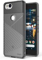 For Google Pixel 2 Ringke® [BEVEL] Shockproof TPU Lightweight Design Cover Case