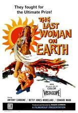Last Woman On Earth 1960 Drama Horror Movie Film PC Windows iPad INSTANT WATCH