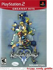 Kingdom Hearts II 2[PS2/PS3,RPG,Based on Disney Movies and Final Fantasy Series]