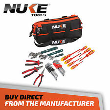 34 PIECE ELECTRICIANS TOOL KIT - LIFETIME WARRANTY