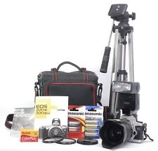 Canon EOS-500 komplette analoge Spiegelreflexausrüstung mit Gewährleistung