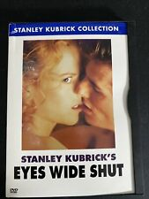 New listing Eyes Wide Shut Dvd Stanley Kubrick Collection