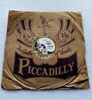 "Hogmanay Tom Kinniburgh And Company 10"" Shellac 78RPM Record Piccadily  No 172"