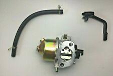 Carburador para Honda GX110 GX120 GX140 GX160 GX200 Apertura 19mm sin Grifo