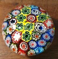 SULFURE Murano, presse papier/ Murano glass paerweight .. idée cadeau noël
