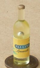 1:12 Scale Bottle Of Pallini Limoncello Liqueur Tumdee Dolls House Drink