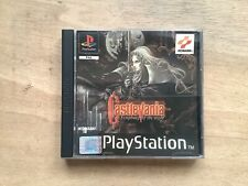 Caja REPRO Castlevania Symphony Of The Night Playstation Ps1 R001