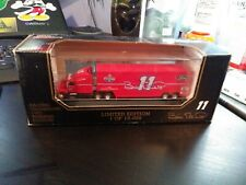 Racing Champions NASCAR Bill Elliott 1993 Ltd Ed Die-Cast Transporter 1:87 Scale