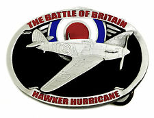 Hawker Hurricane Belt Buckle The Battle Of Britain WW2 Authentic Dragon Designs