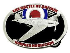 Hawker Hurricane Belt Buckle The Battle Of Britain WW2 Authentic Dragon Designs