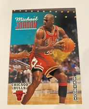 MICHAEL JORDAN  HOF    NR Mint  PREMIUM  card  1992-93  SKYBOX  #31   BULLS🔥