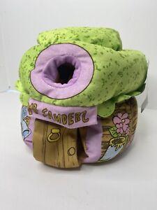 Disney Baby Winnie The Pooh Mr. Sanders Tree House Plush Tigger, Piglet NWT NEW