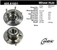 Wheel Bearing and Hub Assembly-Premium Hubs Front fits 05-09 Ford Mustang