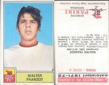 CALCIATORI PANINI A -1971/72*FIGURINA STICKER *ROMA-WALTER FRANZOT*NEW