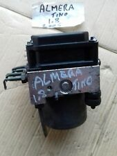2005 nissan almera tino 1.8 petrol  abs brake  pump
