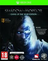 Middle-Earth: Shadow of Mordor GOTY Game of the Year Xbox One