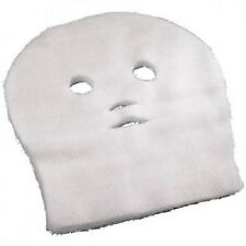 HIVE Options Face FACIAL GAUZE MASK, Heat Therapy Treatments Paraffin - 50 PACK