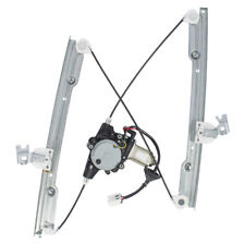 Front Drivers Power Window Lift Regulator With Motor For 04 08 Nissan Maxima