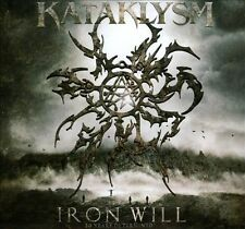1 CENT CD/DVD The Iron Will: 20 Years Determined - Kataklysm
