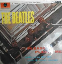 BEATLES - Please Please Me ~ VINYL LP MONO PMC 1202 XEX 421-1N/ 422-1N