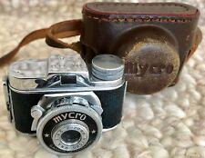 Mycro III A Sub-Miniature Camera with Case c.1953