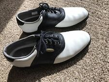 MENS FOOT JOY FOOTJOY  Soft joys SIZE 9 1/2 M MSRP $169