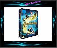 GOOSEBUMPS - COMPLETE COLLECTION SERIES 1 2 3 4  *** BRAND NEW DVD BOXSET***