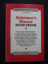 Alzheimer's Disease Sourcebook: Basic Consumer Health Information About Alzhei..