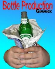 Pro Magic BOTTLE PRODUCTION (Gimmick) Silks Stage Trick!!