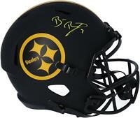 Ben Roethlisberger Pittsburgh Steelers Signed Eclipse Alternate Replica Helmet