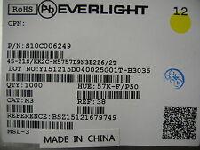 Everlight Cool White LED - 1000 Count Reel - 45-21S/KK2C-H5757L9N3B2Z6/2T