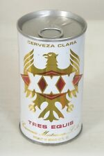 Cerveza Clara Xxx Beer Can - Straight Steel